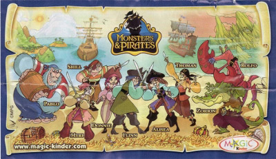 Monster & Pirates